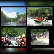Session Rafting Auvergne
