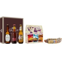 Coffret Aperitif Football