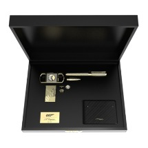 Coffret collector James Bond 007 ST DUPONT
