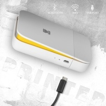 Imprimante photo Bluetooth compacte